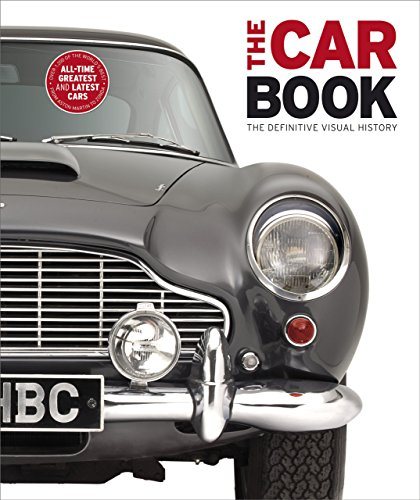 9781409382300: The Car Book - The Definitive Visual History