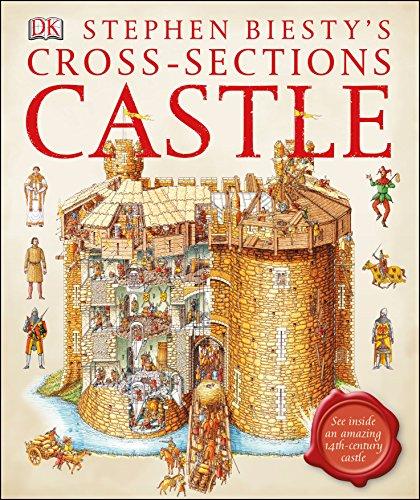 9781409382416: Stephen Biesty's Cross-Sections Castle