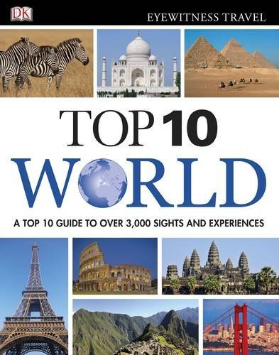 DK Eyewitness Top 10 World (Hardback)