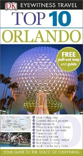 9781409382874: DK Eyewitness Top 10 Travel Guide: Orlando