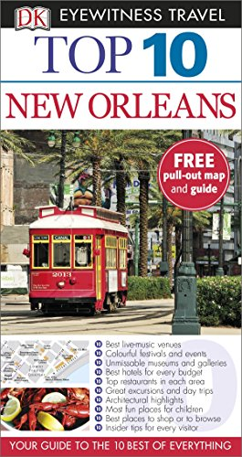 9781409382904: DK Eyewitness Top 10 Travel Guide: New Orleans