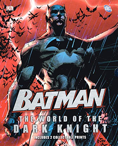 9781409382935: Batman: The World of the Dark Knight with 2 Collectable Prints