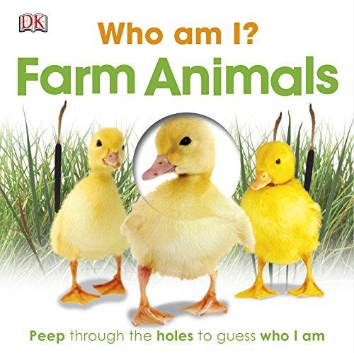 9781409383062: Who Am I? Farm Animals