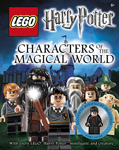 9781409383185: LEGO Harry Potter Characters of the Magical World