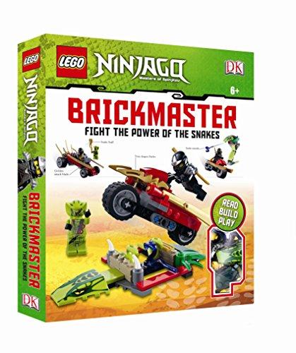 9781409383253: Lego. Ninjago Fight The Power Of The Snakes (Lego Brickmaster)