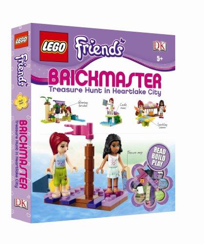 9781409383260: LEGO Friends Brickmaster: Treasure Hunt in Heartlake City