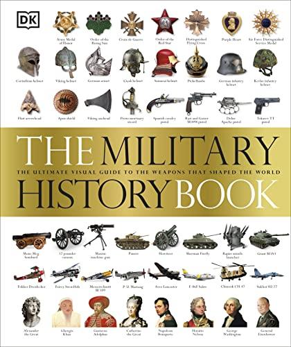 9781409383444: Military History Book (Dk General History)