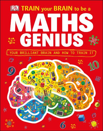 9781409384021: Train Your Brain to be a Maths Genius