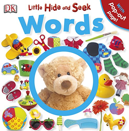 9781409384045: Little Hide and Seek Words.