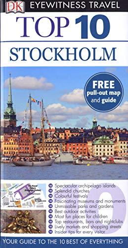 9781409384069: DK Eyewitness Top 10 Travel Guide: Stockholm