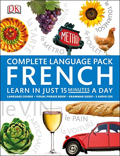 9781409385202: Complete Language Pack French