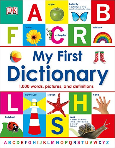 9781409386117: My First Dictionary