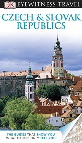 DK Eyewitness Travel Guide: Czech and Slovak: Dorling Kindersley Publishers