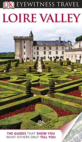 9781409386209: DK Eyewitness Travel Guide: Loire Valley