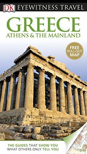 9781409386261: DK Eyewitness Travel Guide: Greece, Athens & the Mainland