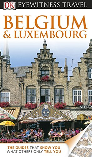 9781409386285: DK Eyewitness Travel Guide: Belgium & Luxembourg