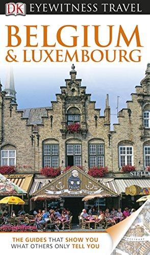 9781409386285: DK Eyewitness Travel Guide: Belgium & Luxembourg