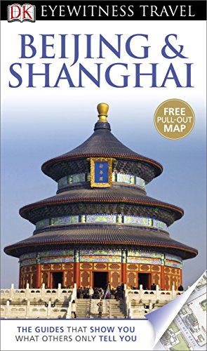 9781409386421: DK Eyewitness Travel Guide: Beijing & Shanghai