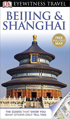 9781409386421: DK Eyewitness Travel Guide: Beijing & Shanghai