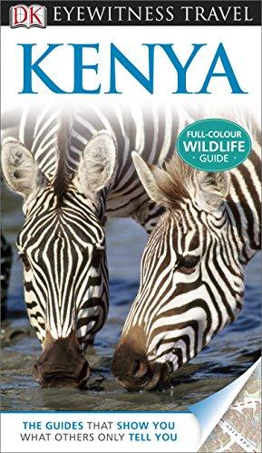 9781409386452: DK Eyewitness Travel Guide: Kenya