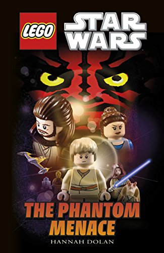 Lego Star Wars Episode I the Phantom Menace.