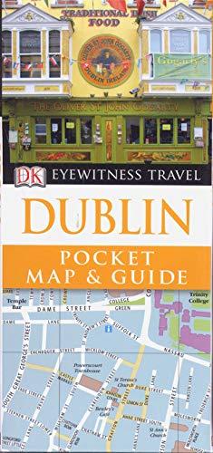 9781409387411: Dk Eyewitness Travel Pocket Map & Guide: Dublin (DK Eyewitness Pocket Map and Guide)
