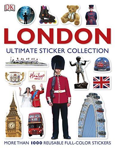 London: the Ultimate Sticker Collection: DK Publishing
