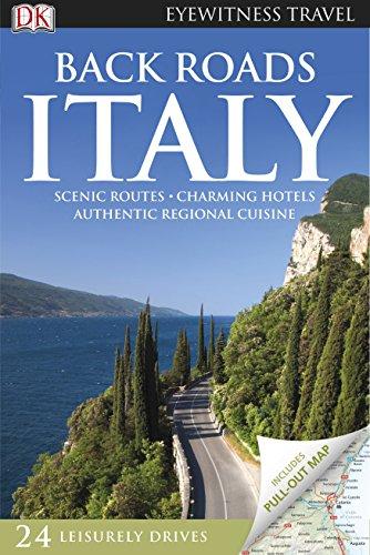 9781409387701: Back Roads Italy (DK Eyewitness Travel Guide)