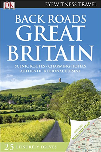 9781409387749: Back Roads Great Britain (DK Eyewitness Travel Guide)