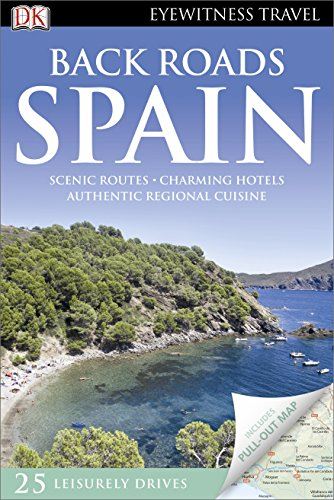 9781409387787: Back Roads Spain (DK Eyewitness Travel Back Roads)