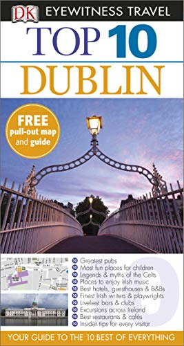 9781409387879: DK Eyewitness Top 10 Travel Guide: Dublin