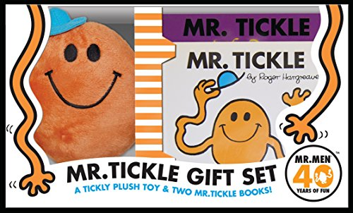 9781409388203: Mr Men And Little Miss: Mr Tickle Book And Plush Gift Set