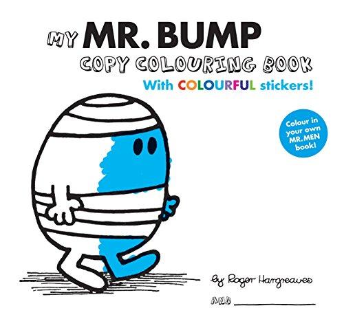 9781409388586: My Mr Bump Colouring Book