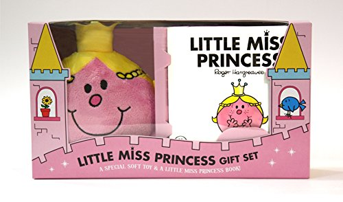 9781409388685: Little Miss Princess Book and Gift Set