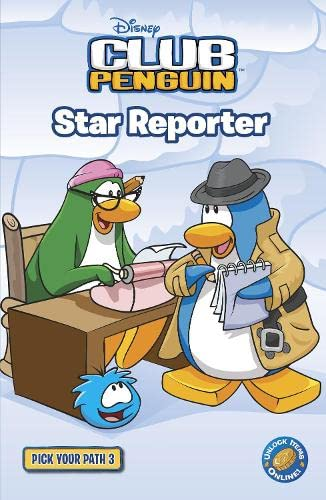 9781409390176: Club Penguin Pick Your Path 3: Star Reporter
