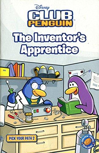 9781409390398: Club Penguin Pick Your Path 2: The Inventor's Apprentice
