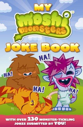 9781409390459: My Moshi Monster Joke Book. (Moshi Monsters)