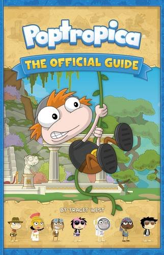 9781409390848: Poptropica Ultimate Official Guide.