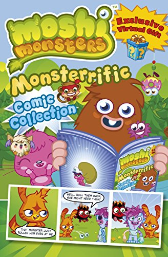 Monsterrifc Comic Collection. (Moshi Monsters)