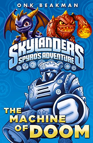 9781409391180: Skylanders: The Machine of Doom