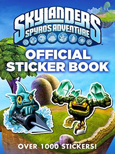 9781409391210: Skylanders Official Sticker Book: Meet the Skylanders