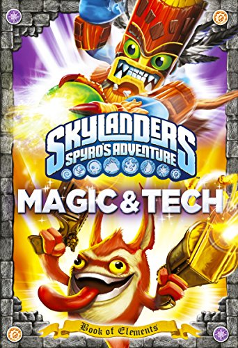 Skylanders Book of Elements: Magic and Tech (Paperback)