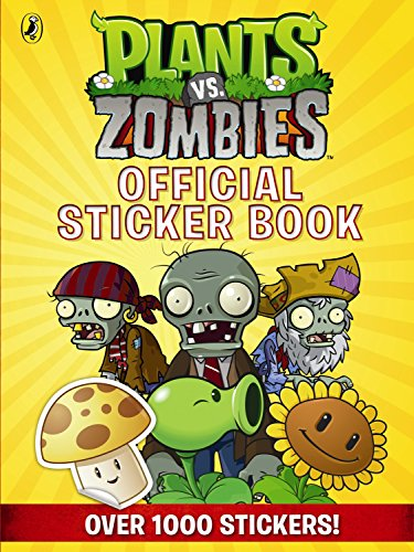 9781409391883: Plants vs. Zombies Official Sticker Book