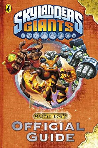 9781409392026: Skylanders Giants: Master Eon's Official Guide