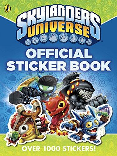 Skylanders Universe: Official Sticker Book: aa vv
