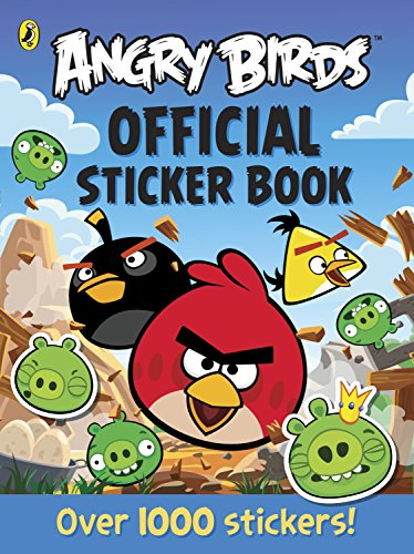 9781409392644: Angry Birds: Official Sticker Book
