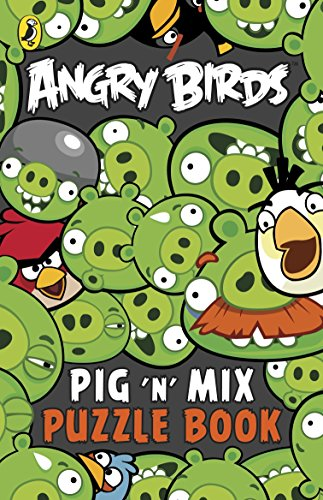 9781409392668: Angry Birds: Pig 'n' Mix Puzzle Book