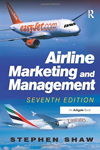 9781409401490: Airline Marketing and Management