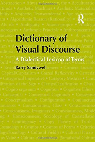 Dictionary of Visual Discourse: Sandywell, Barry