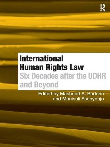 International Human Rights Law (Hardcover): Mashood A Baderin